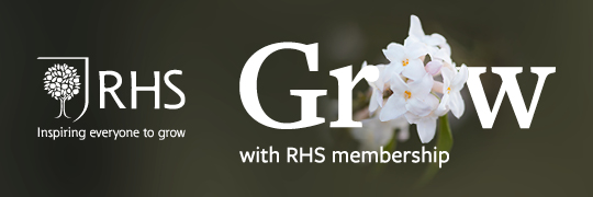 Grow with RHS membership