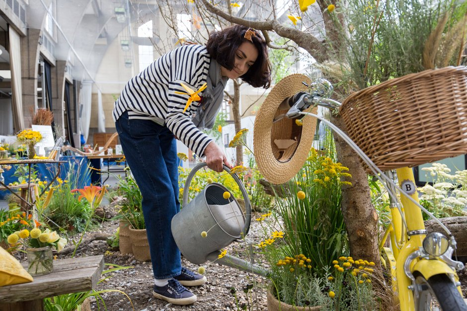RHS London Shows Floral Artist in Residence